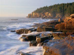 Cape Washington Inspiration - Acadia National Park