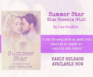 Summer Star by Lisa Swallow