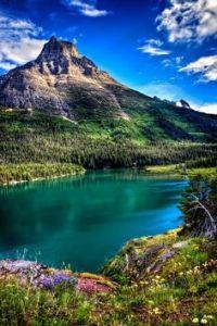 Garrison Lake, Montana